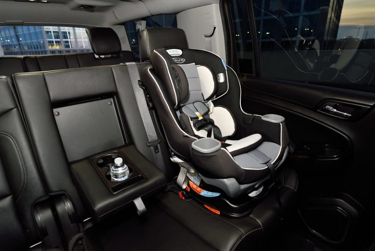 limo Serivce with car seats charlotte nc