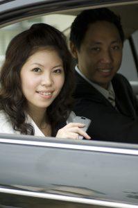 Wedding Getaway Car Service in Charlotte, NC