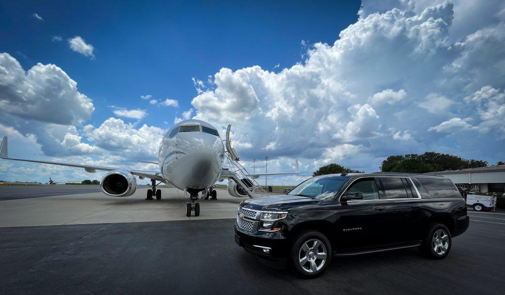 Charlotte Airport Sedan Service